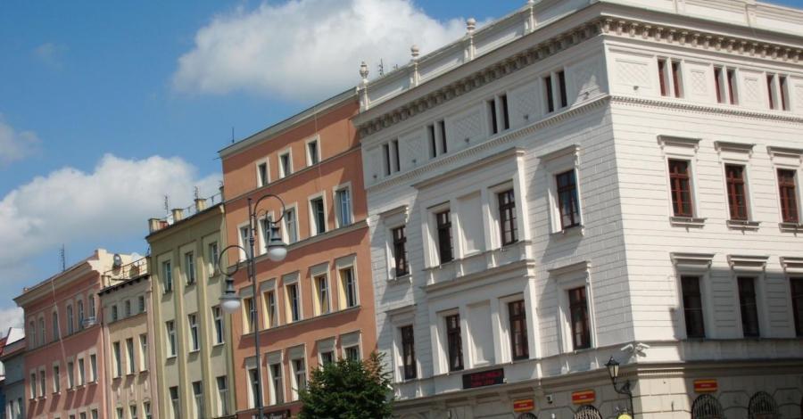 Rynek w Dzierżoniowie - zdjęcie