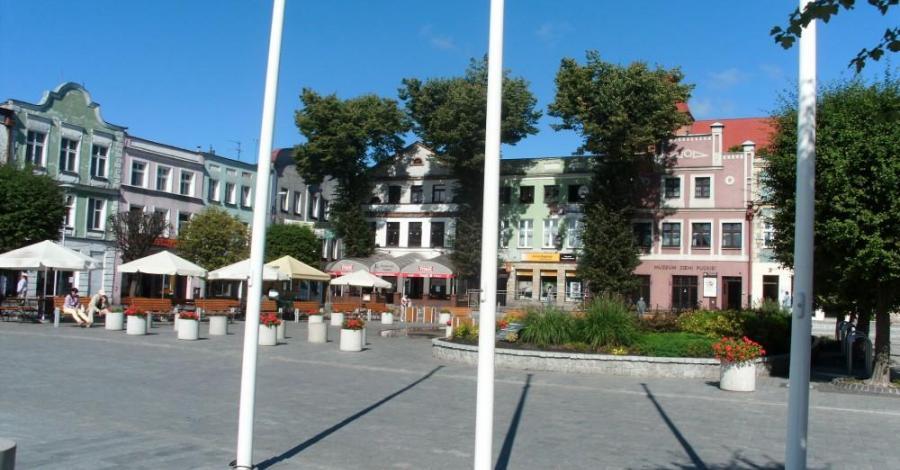 Rynek w Pucku - zdjęcie