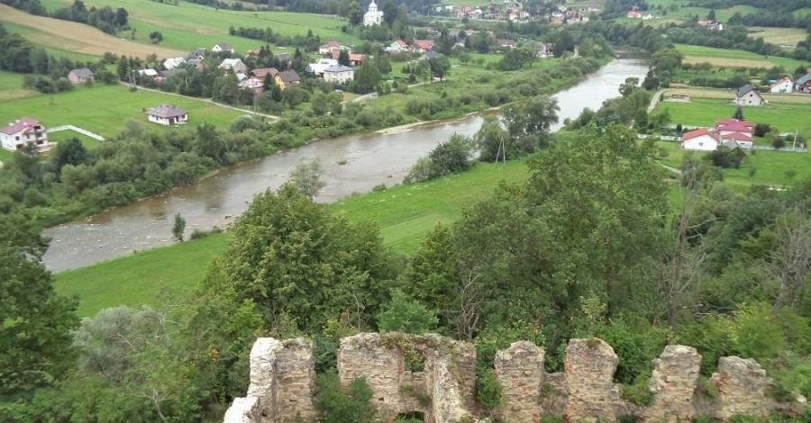 Rzeka Osława - zdjęcie
