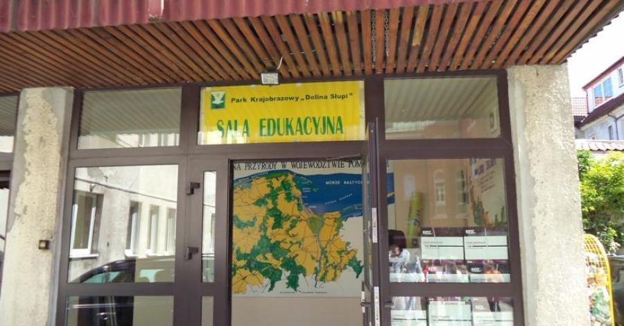 Sala edukacyjna Parku Krajobrazowego Dolina Słupi - zdjęcie