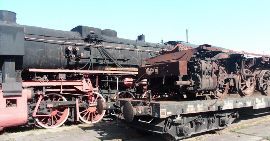 Skansen Kolejowy w Pyskowicach - zdjęcie