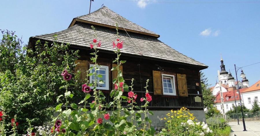 Domek Ogrodnika w Supraślu - zdjęcie