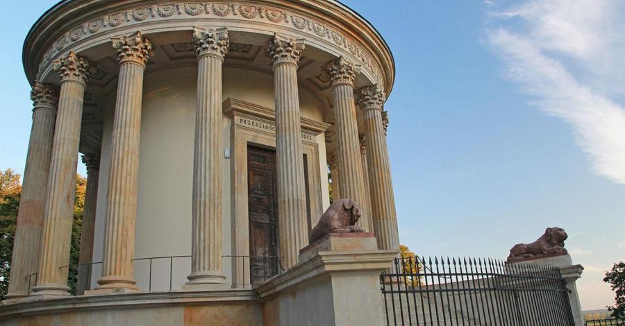 Świątynia Sybilli - zdjęcie