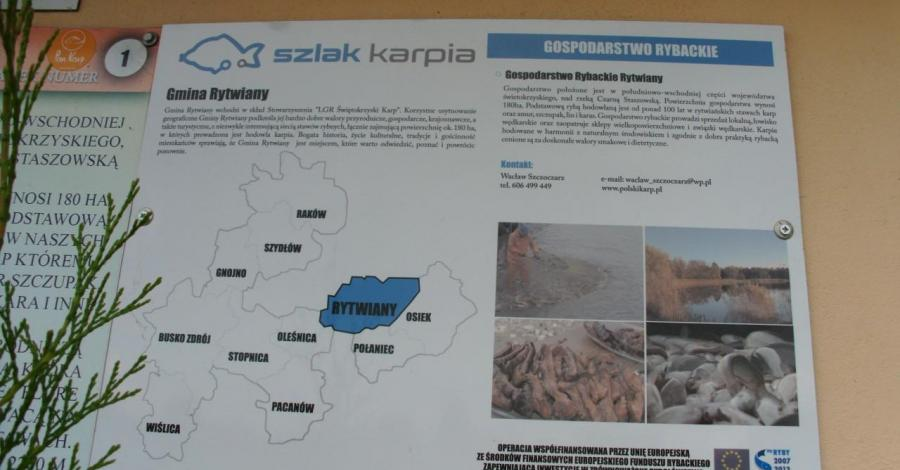 Szlak Karpia - zdjęcie