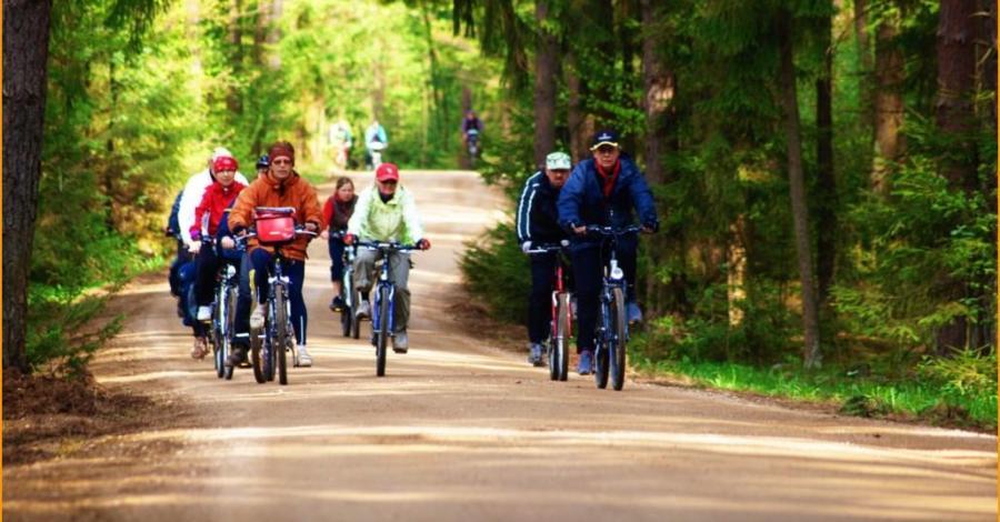 Szlak rowerowy Dookoła Centrum Europy - zdjęcie