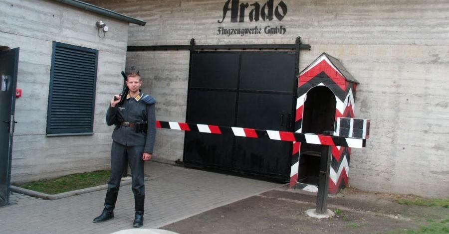 Sztolnia Arado w Kamiennej Górze - zdjęcie