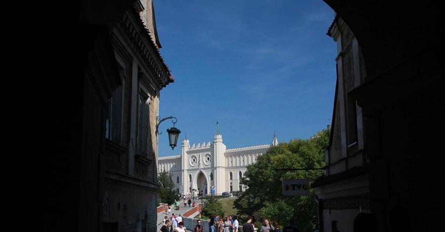 Trakt Królewski w Lublinie - zdjęcie