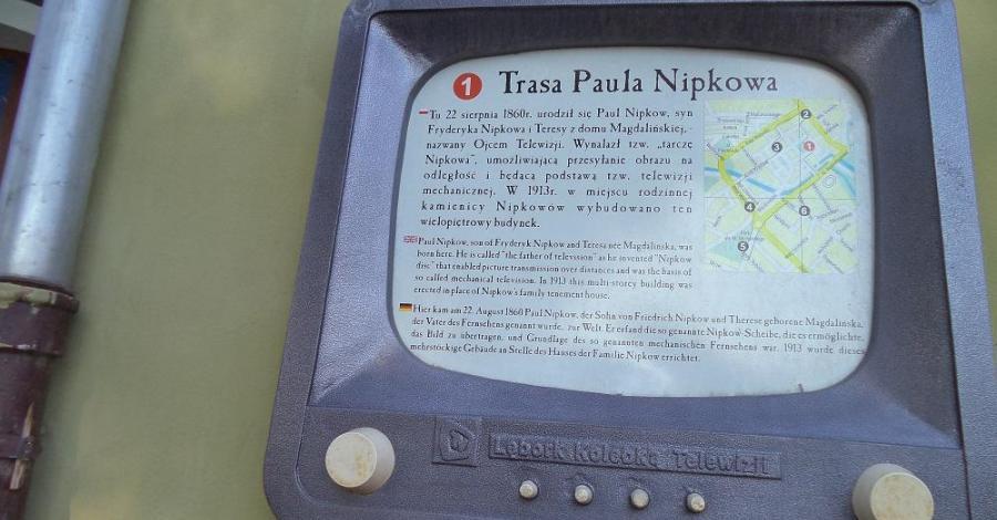 Trasa Paula Nipkowa w Lęborku - zdjęcie
