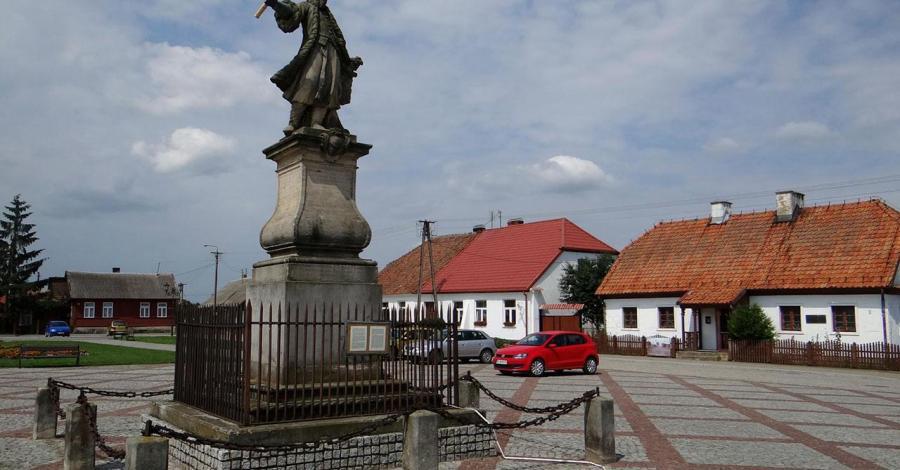 Pomnik Czarnieckiego w Tykocinie - zdjęcie