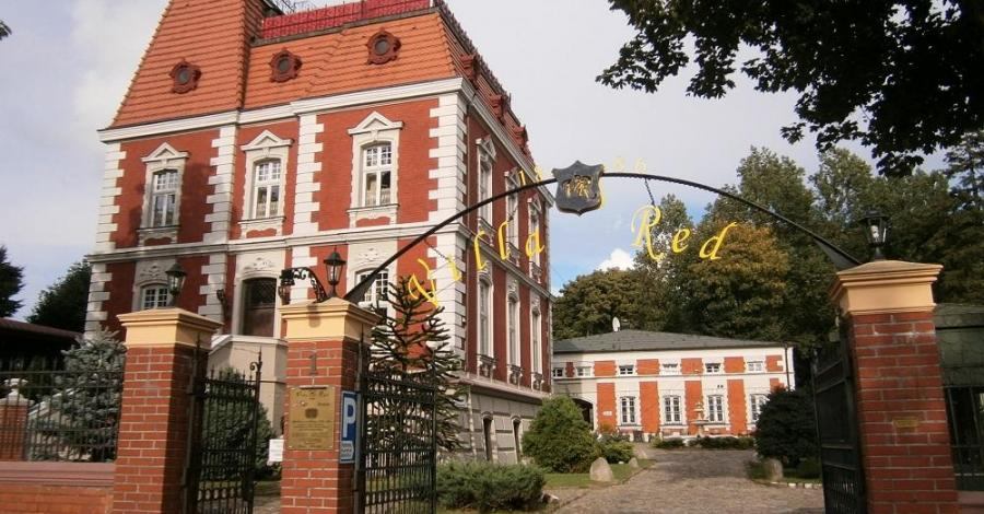 Villa Red w Ustce - zdjęcie