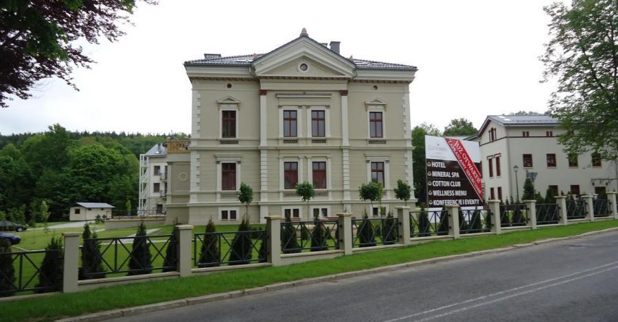 Willa Fabrykanta w Czerniawie Zdroju - zdjęcie