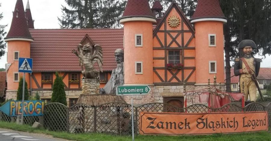 Zamek Legend Śląskich w Pławnej - zdjęcie