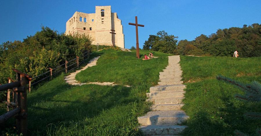 Zamek w Kazimierzu Dolnym - zdjęcie