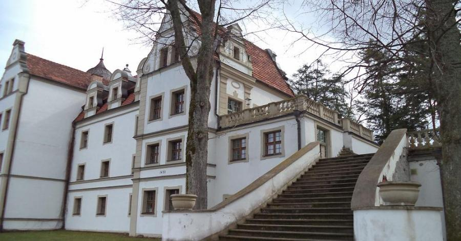 Zamek w Krągu - zdjęcie