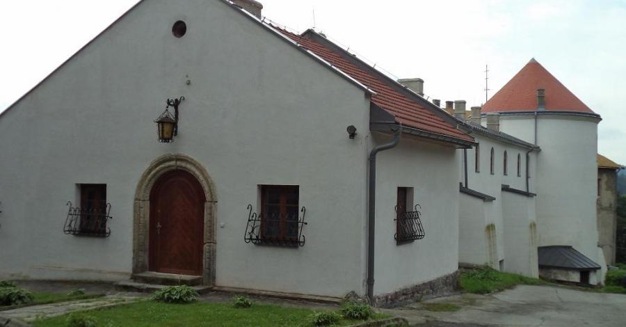 Zamek w Lesku - zdjęcie