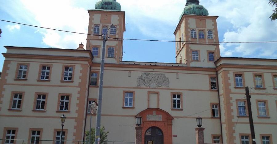 Zamek w Prószkowie - zdjęcie