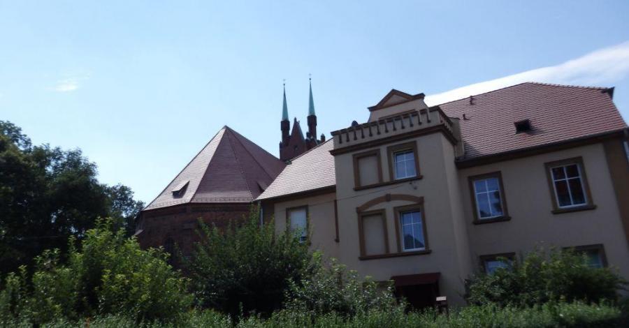 Zamek w Świebodzinie - zdjęcie