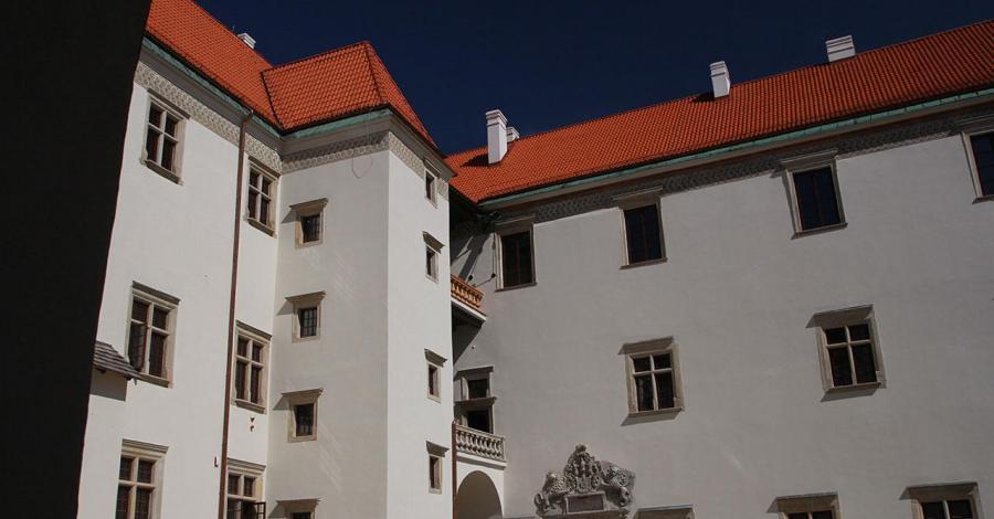 Zamek w Szydłowcu - zdjęcie
