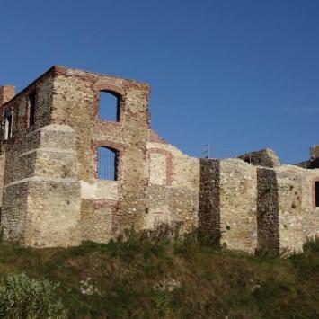 Siewierz - zamek - zdjęcie
