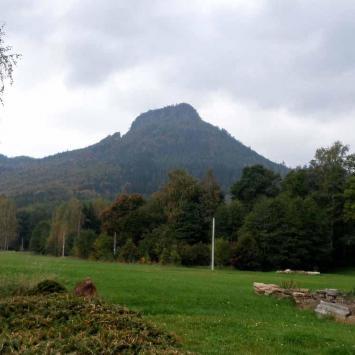 Góry Stołowe - Broumovskie Ściany - zdjęcie