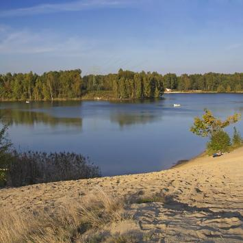 Jezioro Nakło Chechło - zdjęcie
