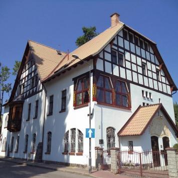 Budynek notariatu w Wałczu