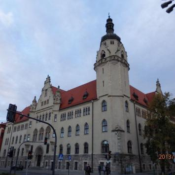 Budynek sądu w Bydgoszczy
