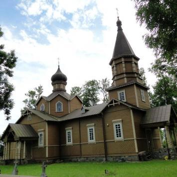 Cerkiew w Nowej Woli