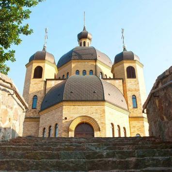 Cerkiew Zmartwychwstania Pańskiego w Siemiatyczach - zdjęcie