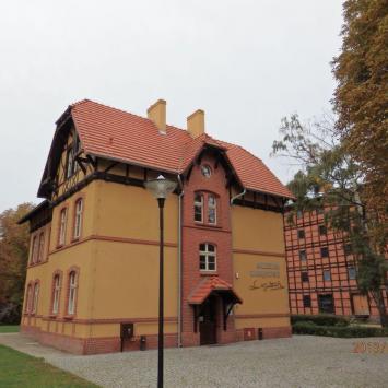 Dom Leona Wyczółkowskiego w Bydgoszczy