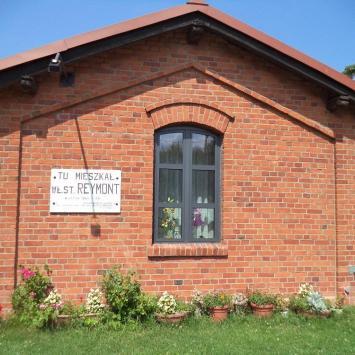Dom Reymonta w Lipcach Reymontowskich