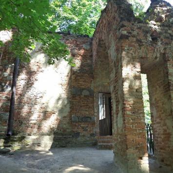 Domek Gotycki w Arkadii