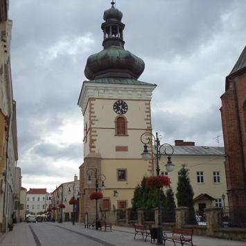 Dzwonnica w Krośnie