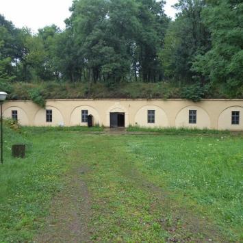 Fort XII Werner w Żurawicy