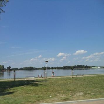 Jezioro Raduń w Wałczu