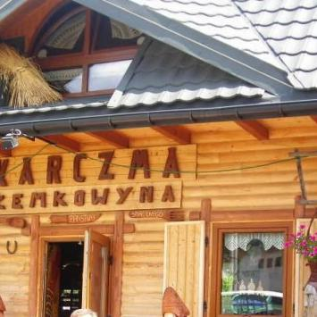 Karczma Łemkowyna w Cisnej