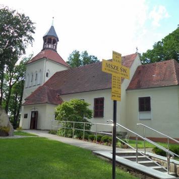 Kościół Najświętszego Serca Pana Jezusa w Kobylnicy