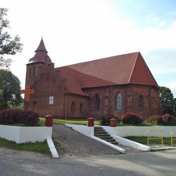 Kościół Św. Anny w Barcinie