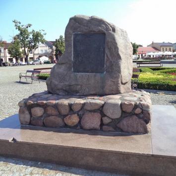 Pomnik Powstańców w Łowiczu