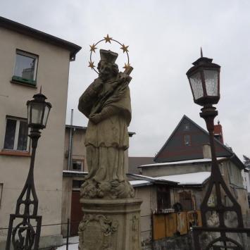 Pomnik Św. Jana Nepomucena w Kowarach