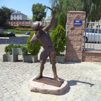 Pomnik urwisa w Rzeszowie