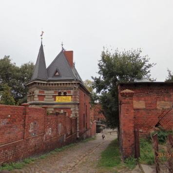 Rafineria spirytusu w Bydgoszczy