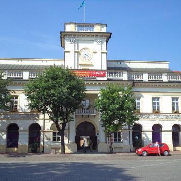 Ratusz w Łowiczu