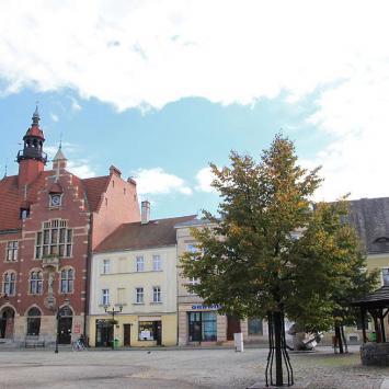 Studnia na Rynku w Tarnowskich Górach