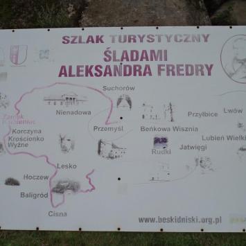 Szlak Śladami Aleksandra Fredo