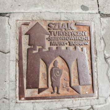 Szlak Średniowieczne Mury Tarnowa