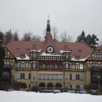 Szpital Wysoka Łąka w Kowarach