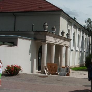 Teatr Zdrojowy w Polanicy Zdroju