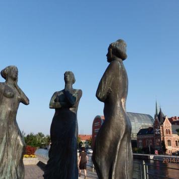 Trzy Gracje w Bydgoszczy