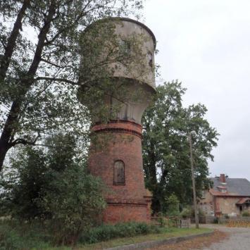 Wieża ciśnień w Konotopie